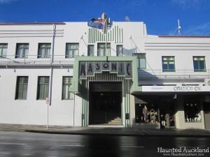 The Masonic Hotel exterior