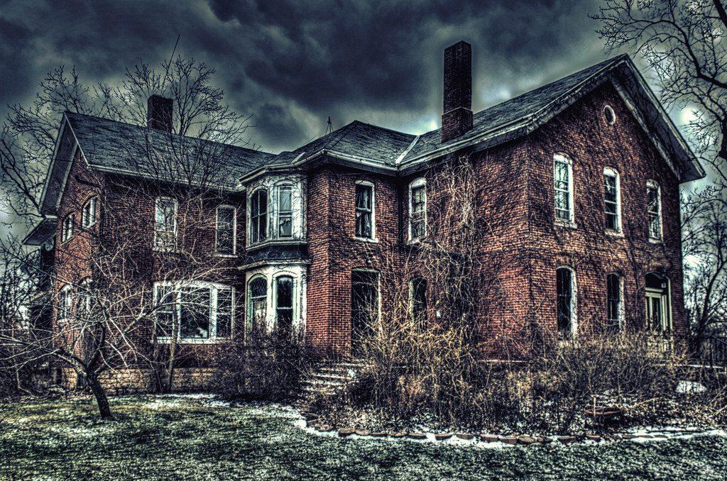The Haunted House | Nicholas Cardot | Flickr