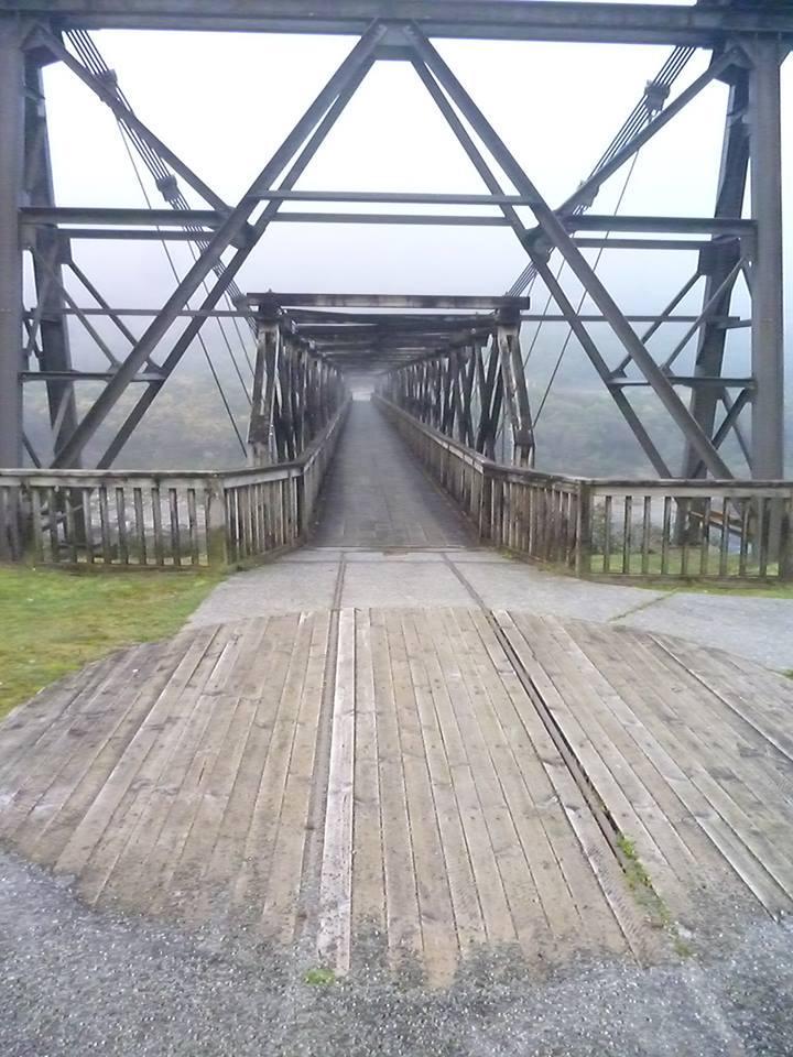 Brunner Bridge - Brunner Mine