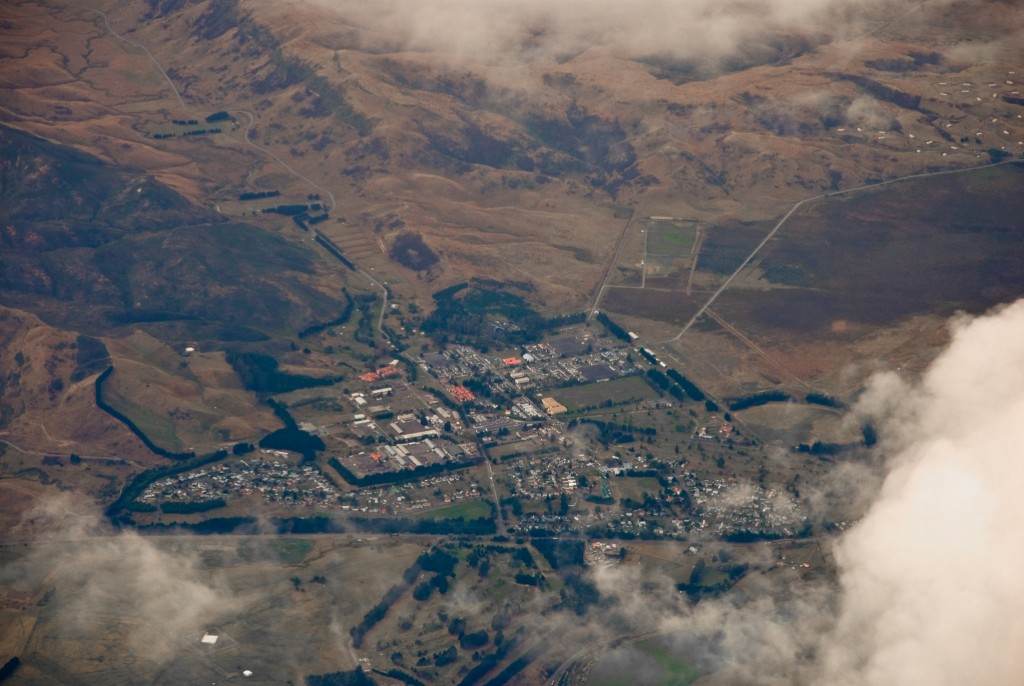 Waiouru Military Camp