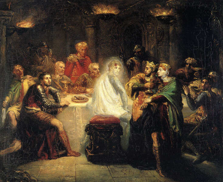 the imagery of darkness in william shakespeares macbeth