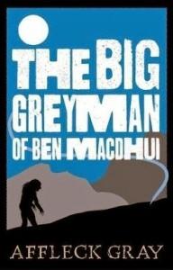 Big Grey Man of Ben MacDhui book, later edition
