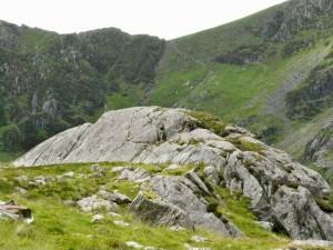 Cader Idris's valley, pub dom
