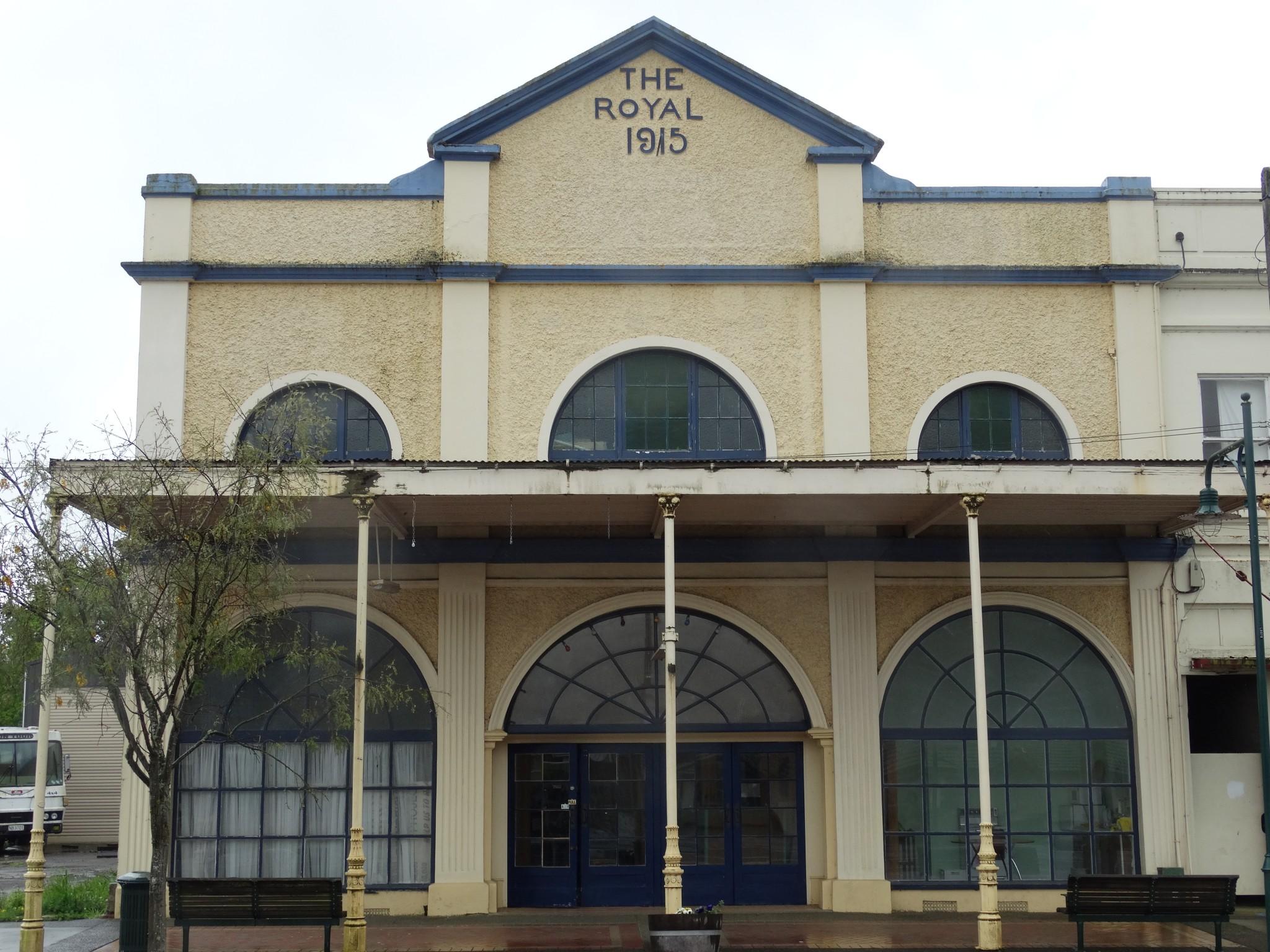 Theatre Royal – Raetihi