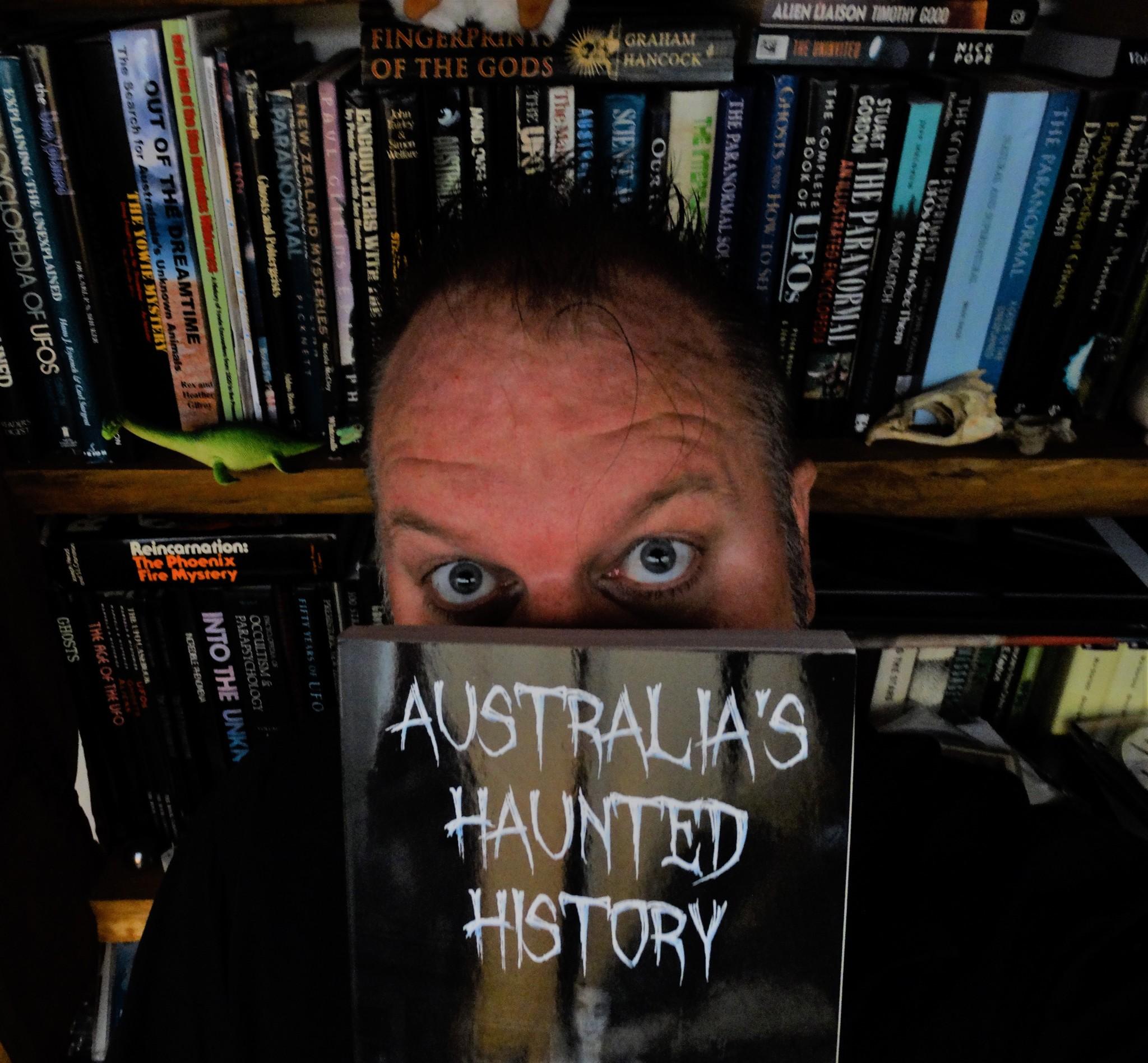 [Book] Australia's Haunted History – By Jeanette Kamper