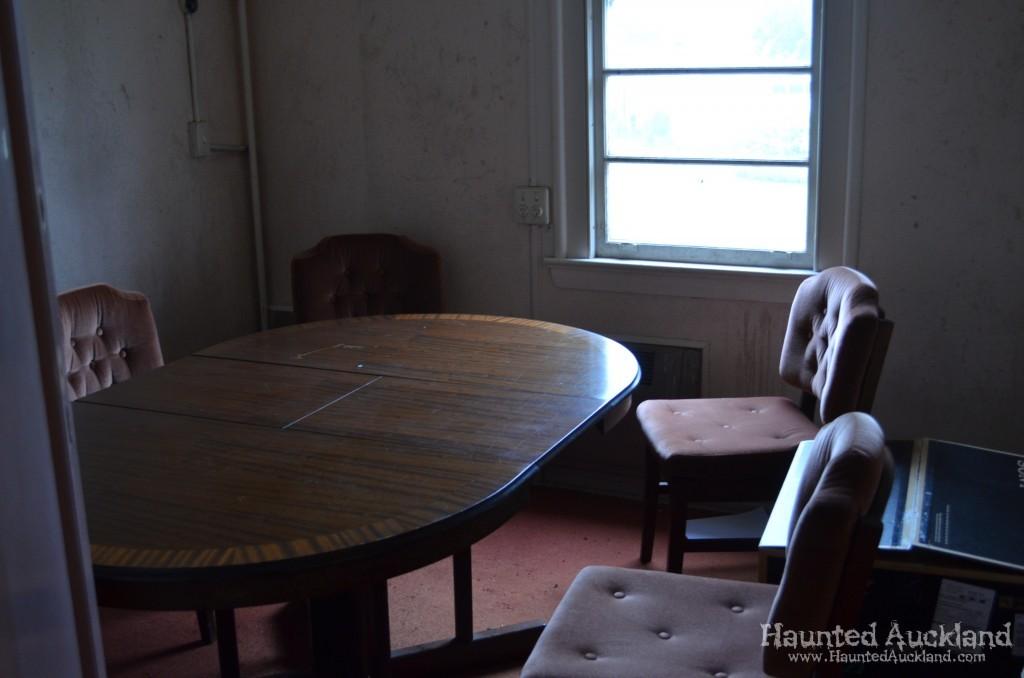Meeting Room in Administration corridor - Spookers, Kingseat