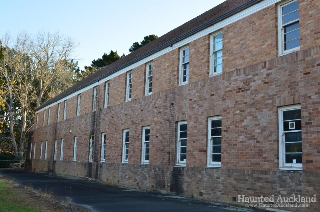 Nurses' Hostel Exterior - Spookers, Kingseat