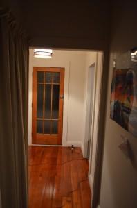 Whangarei Residence - Hallway
