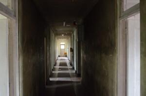 Creepy corridor - Spookers, Kingseat