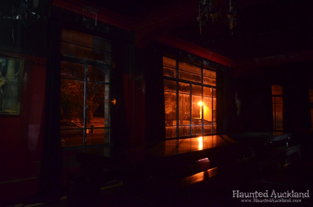 Dining Room - Spookers, Kingseat