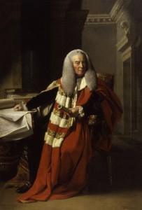 NPG 172,William Murray, 1st Earl of Mansfield,by John Singleton Copley