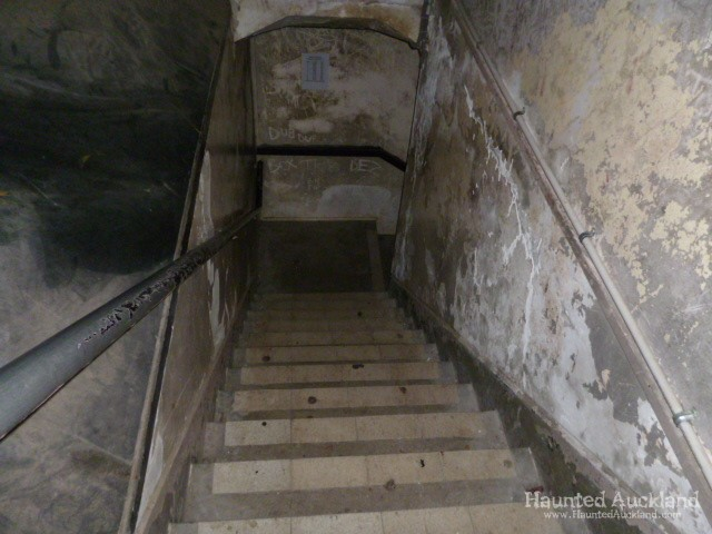 Staircase - Spookers, Kingseat