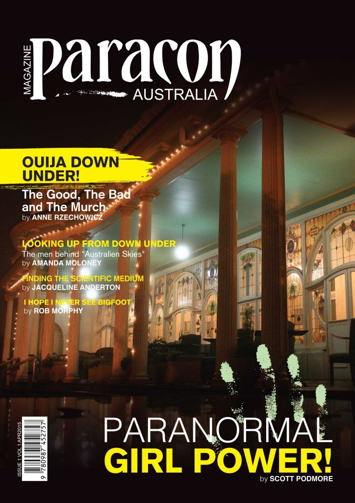 Paracon Australia Magazine 2015