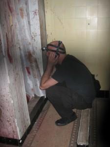 Kris Investigates - Spookers, Kingseat Hospital