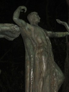 The Three Witches, Auckland Domain 17
