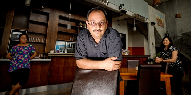 New restaurant owner calls ghostbuster