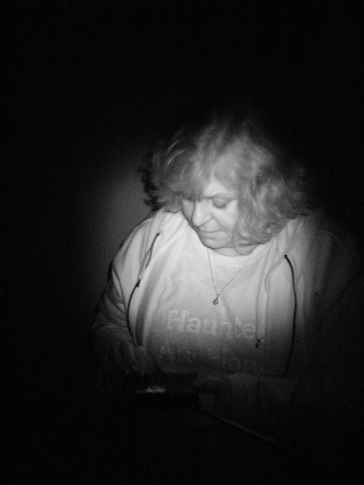 Barbara Caisley: What is the hardest part about being a paranormal investigator?