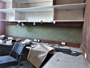 Abandoned Dairy Factory - Ruawai