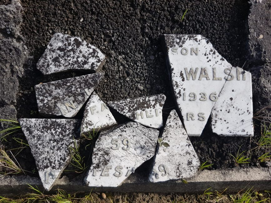 O'Neill's Point Cemetery – Bayswater, Auckland