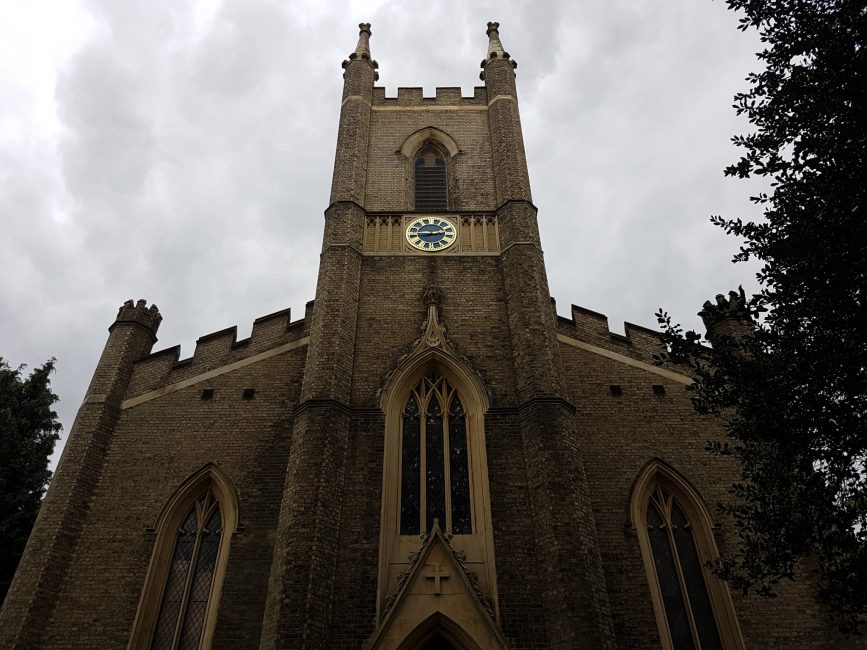 The Parish Church of St James – Enfield, UK
