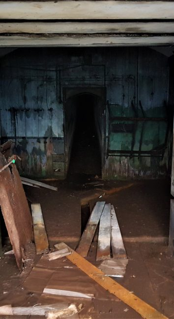 Return to Fort Takapuna