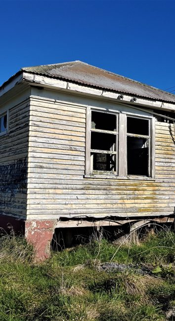 Old Mangapehi Railway Station – Waikato
