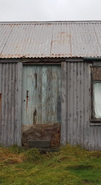 Hoarder's cabin – Isle of Skye, Scotland