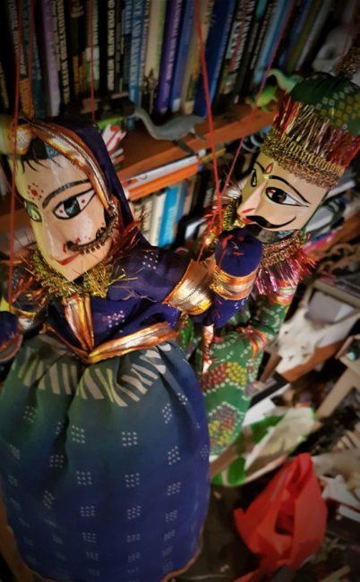 Haunted Marionettes