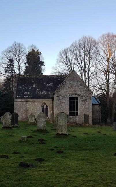 St Peters Parish Church – Chillingham. Northumberland, UK.