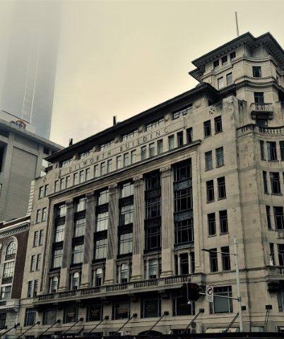 Dilworth Building – Queen Street, Auckland.