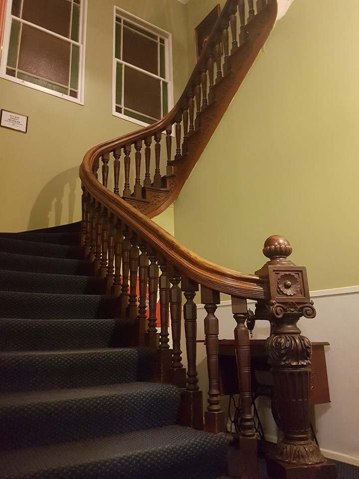 Staircase - Central Hotel - Dargaville