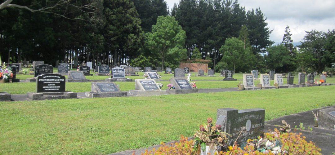 Gordonton Cemetery – Waikato
