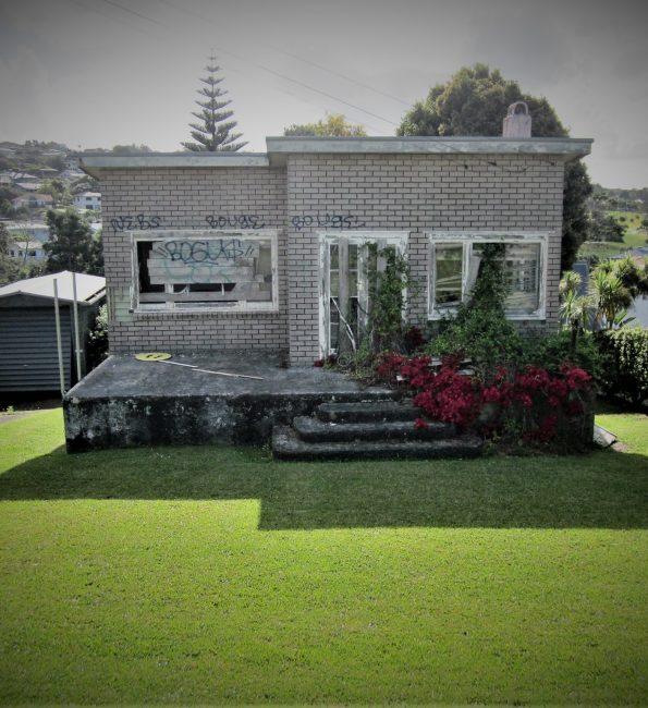 Abandoned home – Whangaparoa