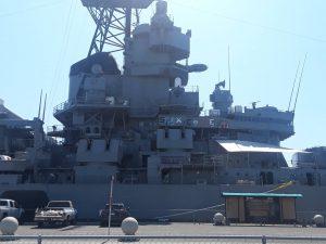 USS Iowa – San Pedro, Los Angeles