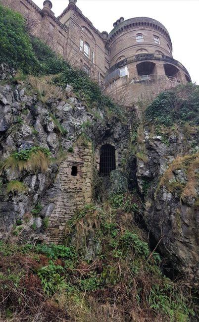 The Haunted Culzean Caves – Ayrshire, UK.