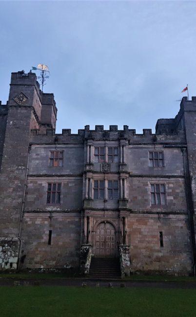 Chillingham Castle – Northumberland, UK