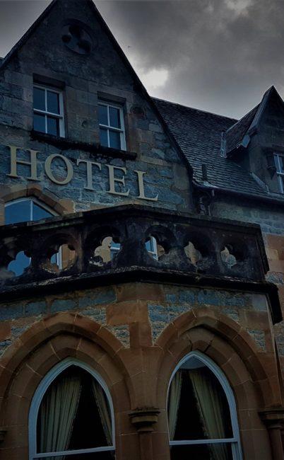 Ballachulish Hotel – Glencoe, Scotland