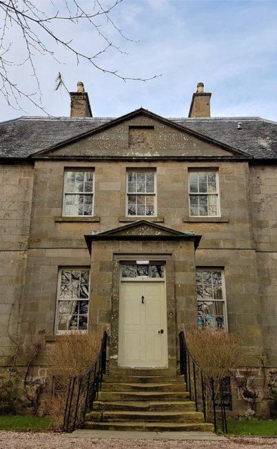 Durn House – Portsoy, Scotland.