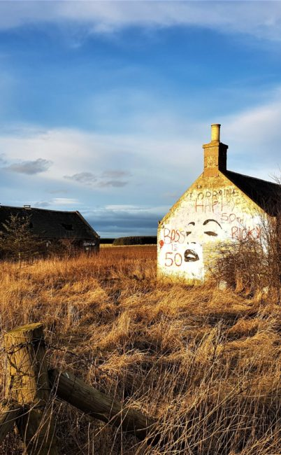 Roadside Barns – Scotland