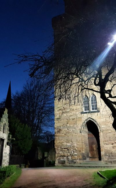 The Old Kirk – Kirkcaldy, Scotland.