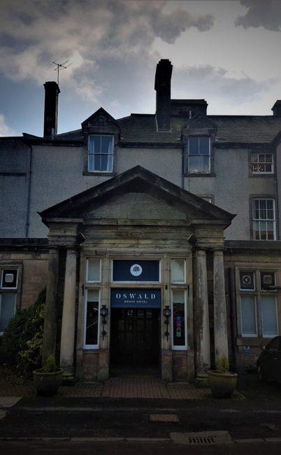 Oswald house (Formally Dunnikier House) Kirkcaldy, Scotland