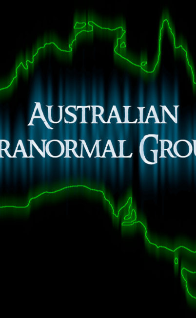 Australian Paranormal Groups