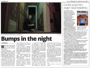 Howick and Pakuranga Times article - 18 Feb 2020