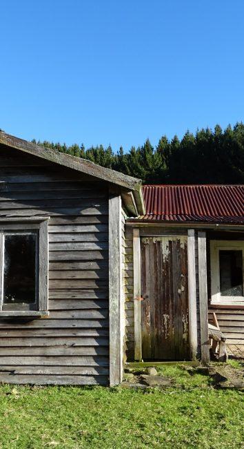Country ruin – Waikato