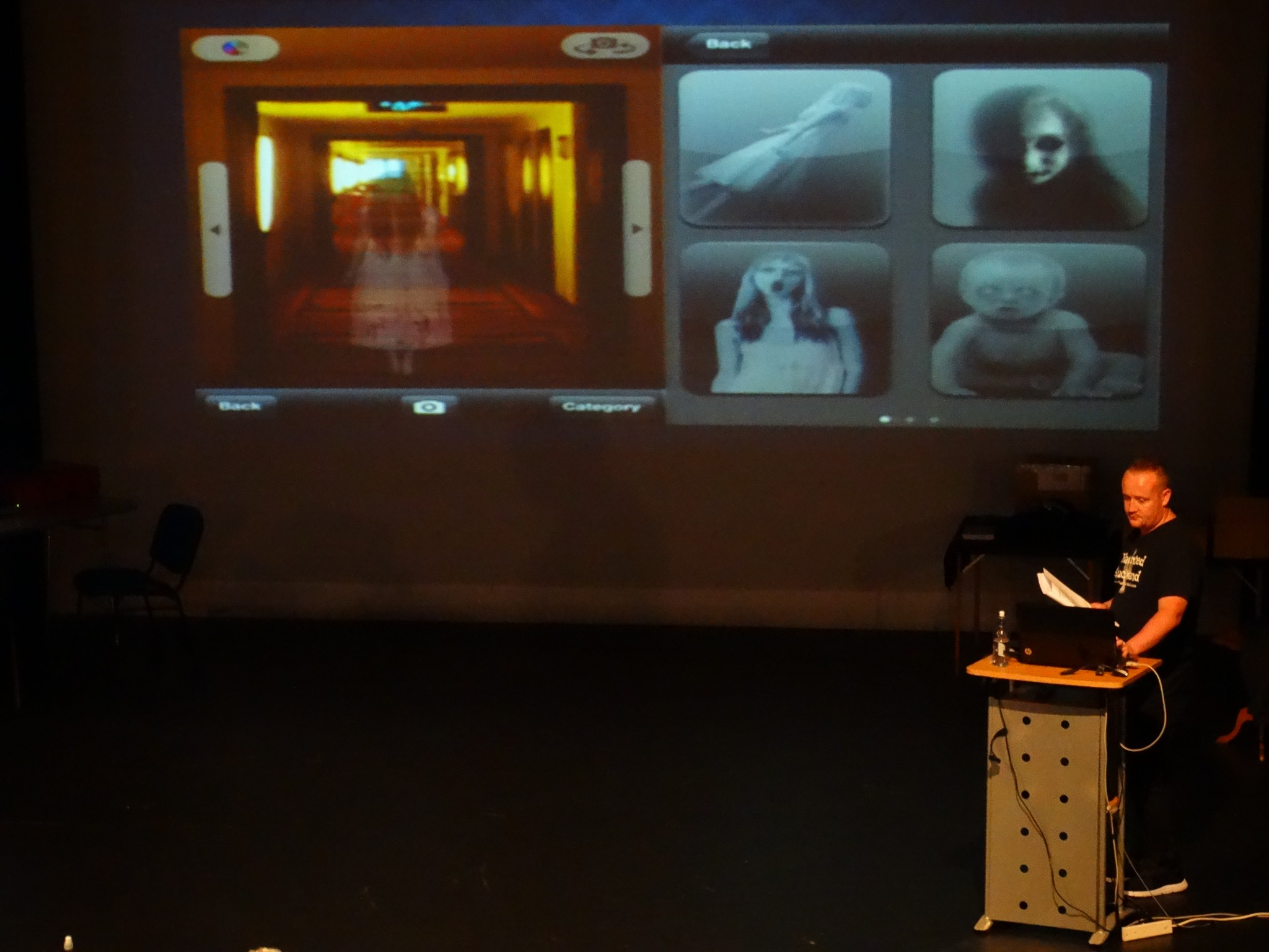 Presentation Evening – The Pumphouse Theatre