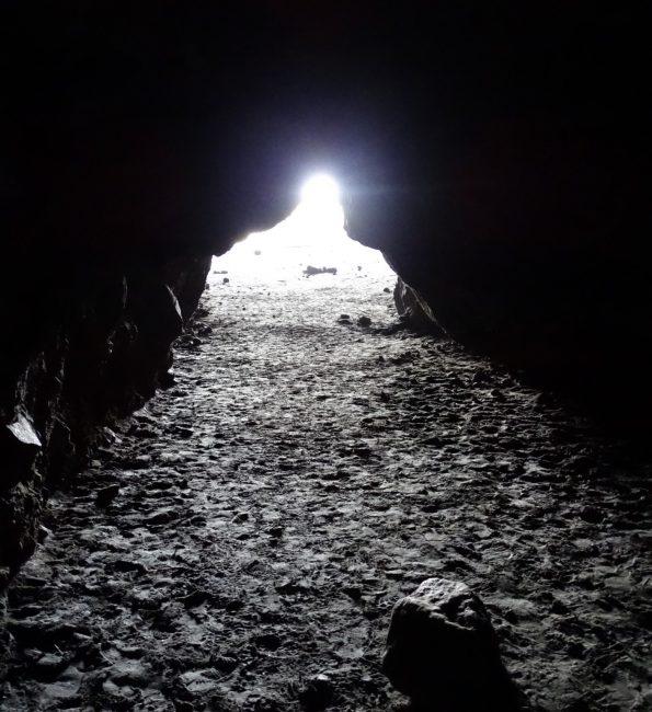 Whatipu Caves