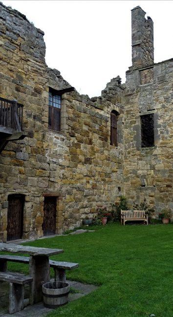 Balgonie Castle – Fife, Scotland