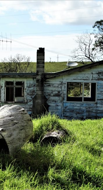 TLC needed in Huntly