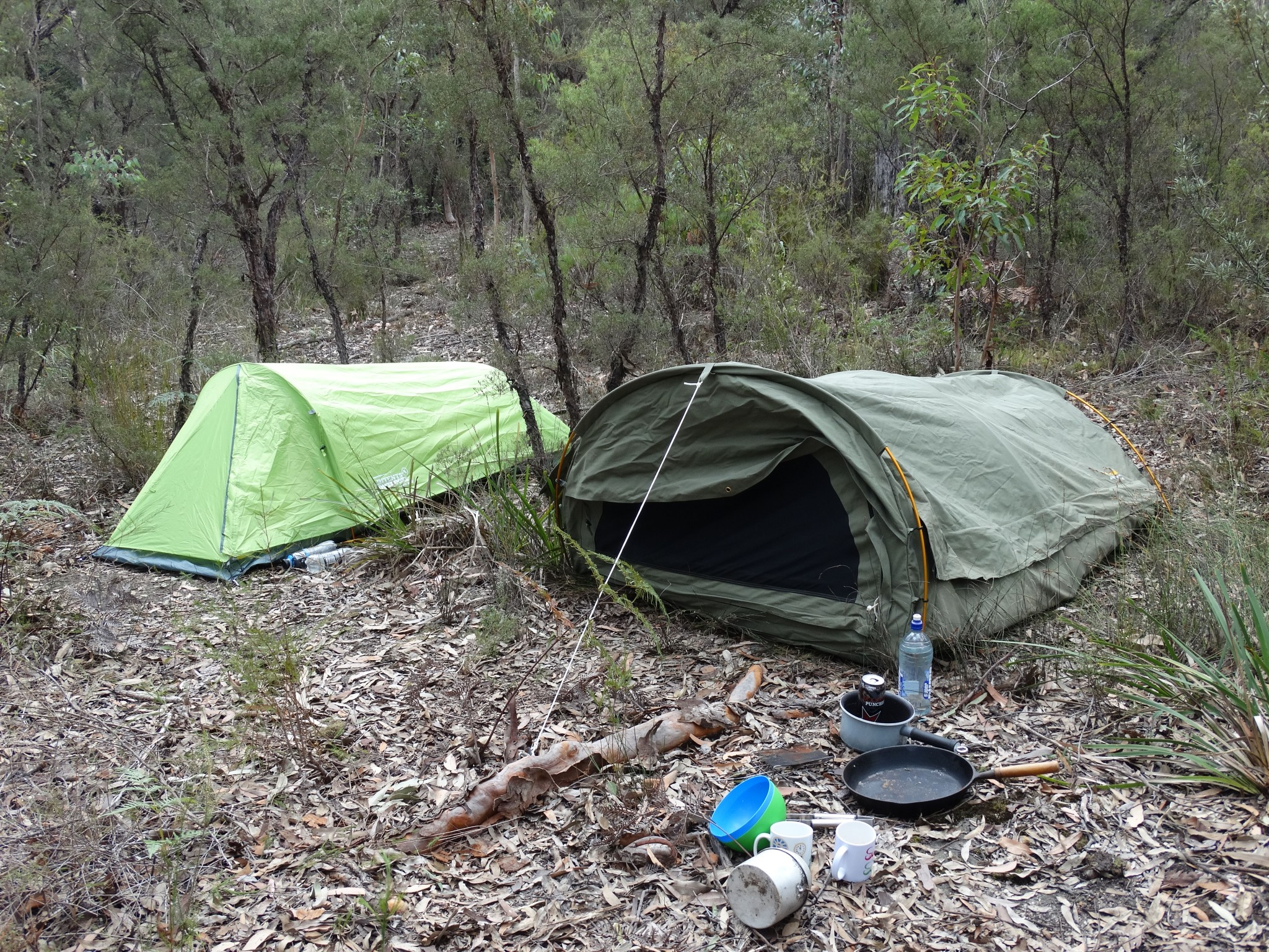 Blue Mountains Exploration: Research Area – Bullaburra