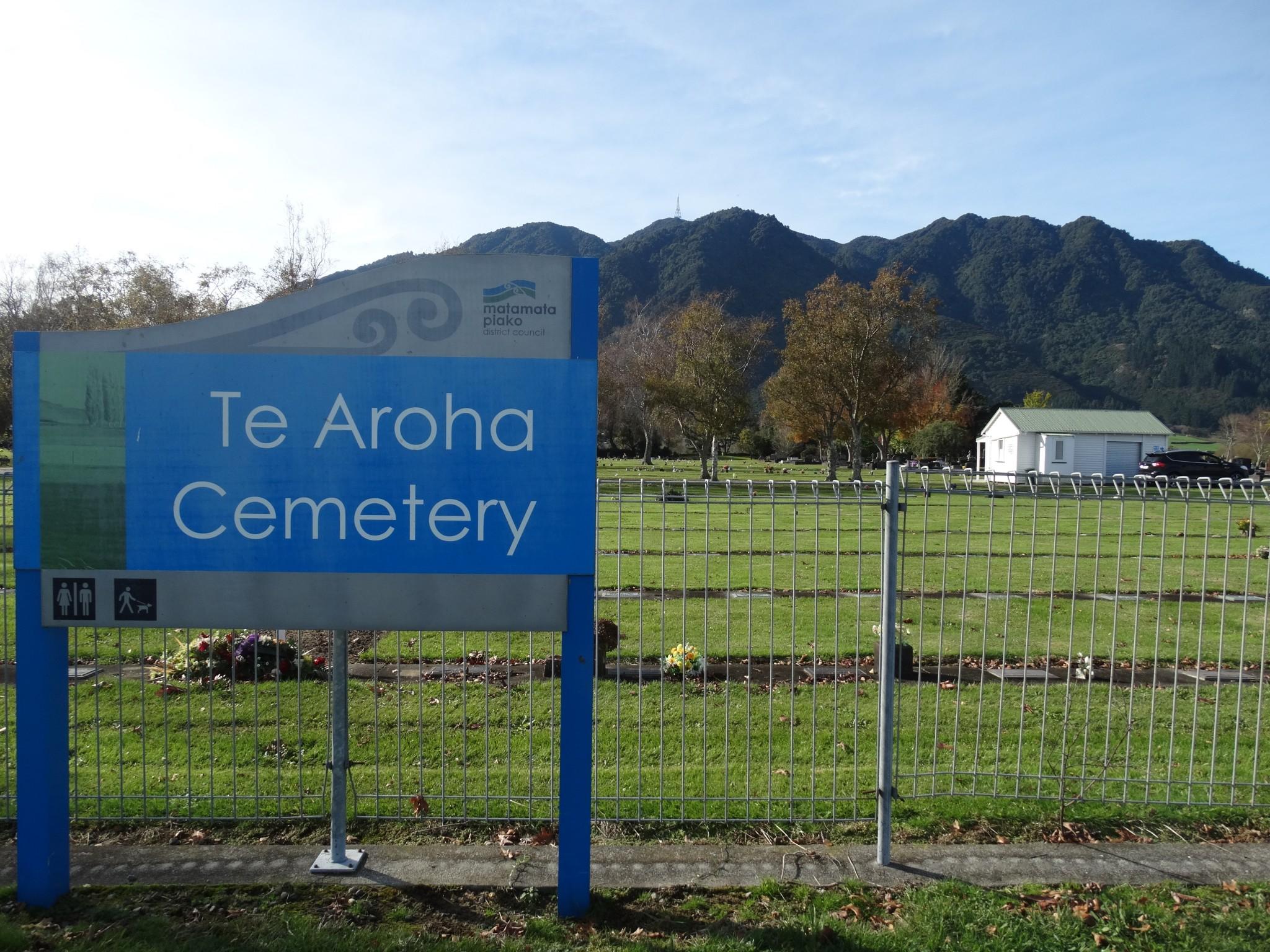 Te Aroha Cemetery